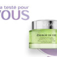test masque exfoliant lancome