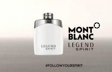 Parfums de la marque Mont Blanc