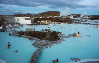 Spa Blue Lagoon Clinic Hotel Islande
